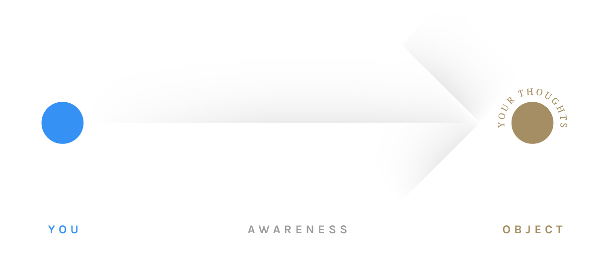 Vector of awareness according to Ingvar Villido
