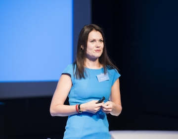 Dr Helena Lass - intra-personal skills can make us great