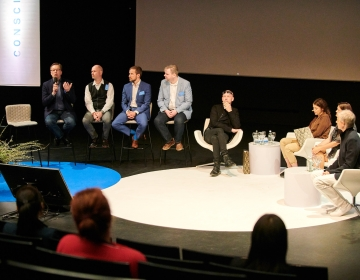 Final discussion has started. Photo by Aimar Säärits